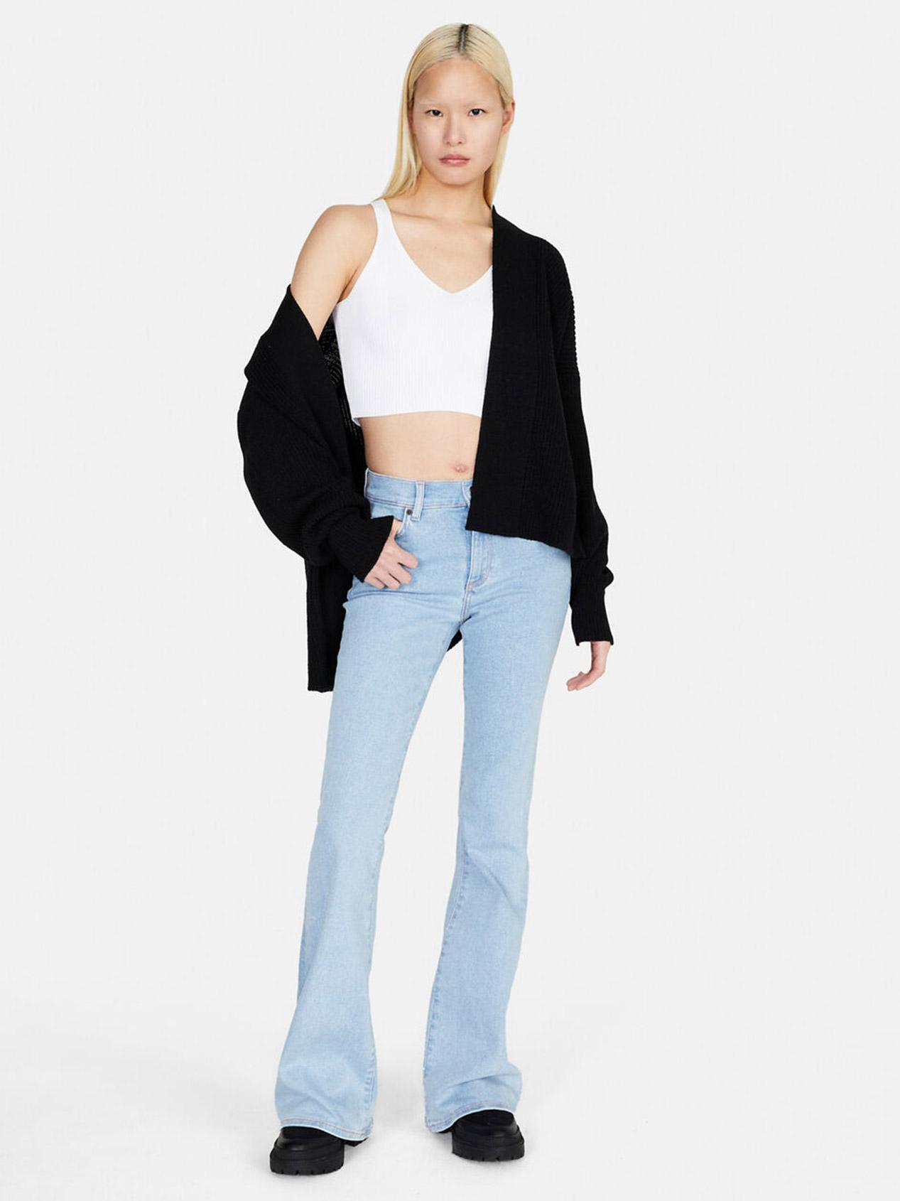Women Jeans Flare & Boot Cut
