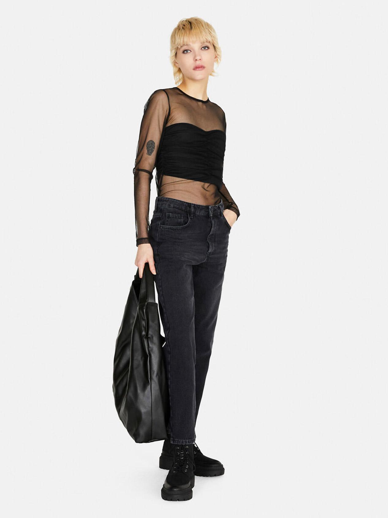 Women Jeans Mom Fit & Boyfriend